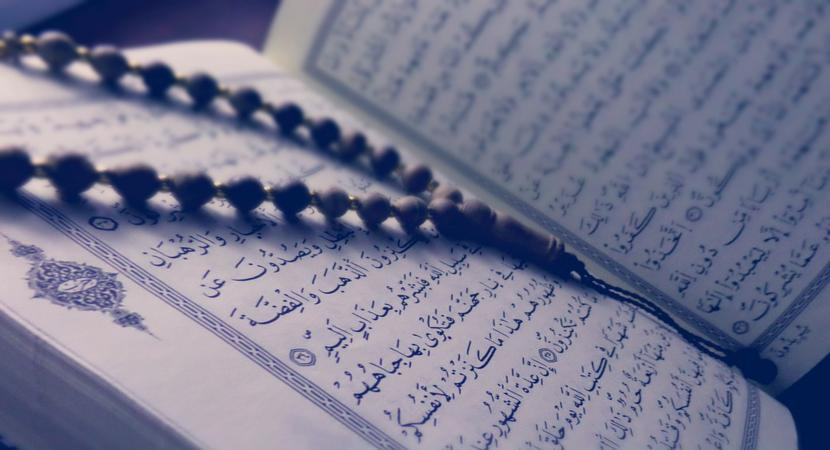 Script of the holy quran and its importance for muslims
